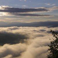Дорога из облаков :: Георгий Морозов