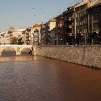 Сараево. Раннее утро :: Gal` ka