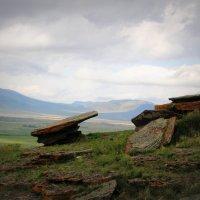 шаман камень :: Евгения Шикалова
