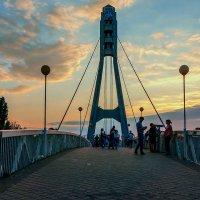 Поцелуев мост :: Ольга Решетникова