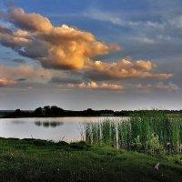 Закатные облака :: gregory `