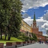 В Александровском саду :: Владимир Иванов