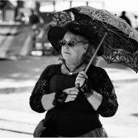 Про зонтик :: Танкист .