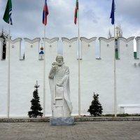 Каменная ограда монастыря :: Елена Павлова (Смолова)