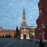 Фрагмент Красной Площади :: Natalia Harries