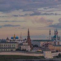 Казанский кремль :: Сергей Цветков