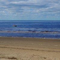 Белое море. Северодвинск. Ягры. :: Алена Малыгина