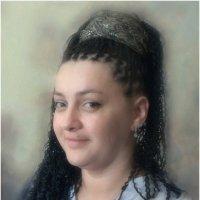 Портрет молодой дамы :: Александр Максимов