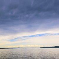 Небо над плотиной :: Анна