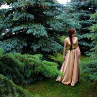 В сказочном лесу :: Алёна Фомина