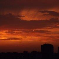 Несколько минут после захода солнца :: Надежда