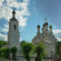 Около Музеона. :: Александр Бабаев