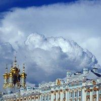 Облако №1 :: Андрей Тихомиров