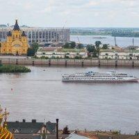 Речные прогулки по Нижегородской Волге :: Роман Царев