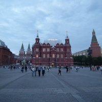 Идём на Красную площадь :: Natalia Harries