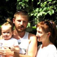Ничего в этом мире нет важнее счастливой семьи! :: Юлия Семенченко
