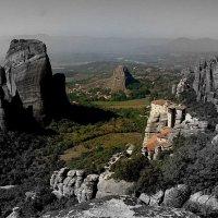 Метеоры в Греции :: Лара Амелина