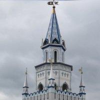 Измайловский Кремль. Одна из башен :: Дмитрий Никитин