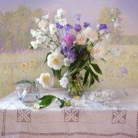 ...я наслаждаюсь июльским цветением... :: Валентина Колова