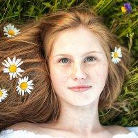 поцелованная солнцем :: Тася Тыжфотографиня