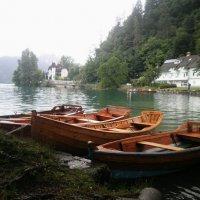 Путешествуя по Европе :: Натали Пам