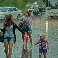 Дождя не ждали :: Albina