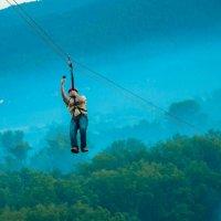 Сэлфи в Жигулевских горах :: Albina