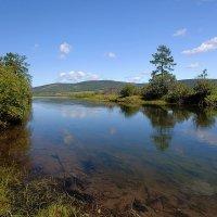 Равнинная река :: Анатолий Иргл