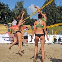 Красивый волейбол :: Николай Белавин
