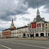 Здание Казанского вокзала :: Константин Поляков