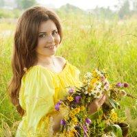 Летнее тепло :: Елена Князева