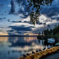 summer evening :: Dmitry Ozersky