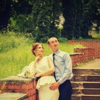Жених и невеста :: Алексей Пивоваров