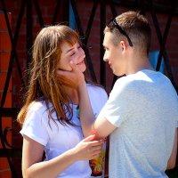 Николай и Олеся :: Марина Киреева