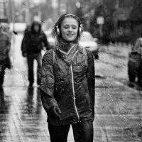 Дождь музыке не помеха ... :: Roma Chitinskiy