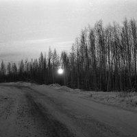 Закат солнца вручную :: Виктор Седнев