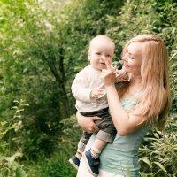 Прогулка с малышом :: Валерия Копорова