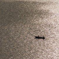 Лодка :: Леонид Никитин
