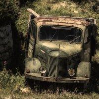 Old car :: Dmitry Ozersky