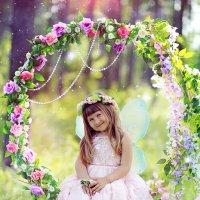 """Фотопроект """"Маленькая фея!"""" :: Анна Семенова"""