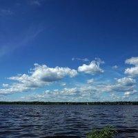 Волга, Волга ... :: Лариса Корженевская