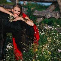 Мария и Кольт :: Валерия Стригунова