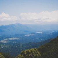 Горы Кавказского хребта :: Надежда