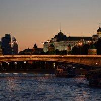 Большой Москворецкий мост :: Катерина Клаура
