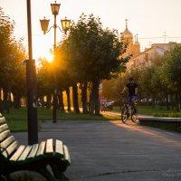 Тёплый вечер :: Дмитрий Шкредов