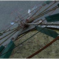 Windmühle_3(Ветреная мельница_3)-Триптих :: irina Schwarzer