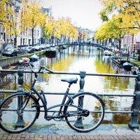 Пейзаж с велосипедом :: Aleks Ben Israel