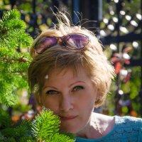 Женский портрет на свежем воздухе. :: Павел Лушниченко