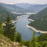 Пивское озеро :: Владимир Новиков