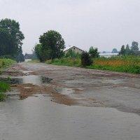 Под проливным дождем :: Павлова Татьяна Павлова
